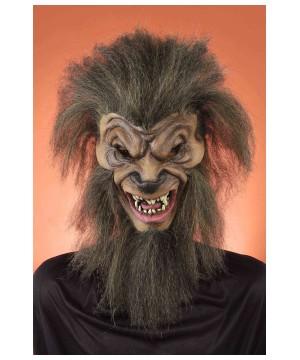 Wolf By Night Men Mask Mask