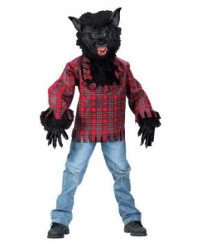 Wolf Teen Costume