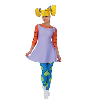 Angelica Rugrats Women Costume