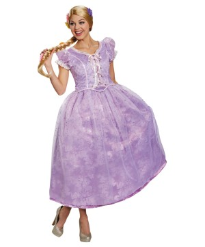 Disneys Rapunzel Womens Prestige Costume