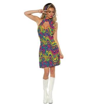 Womens Glow Dress