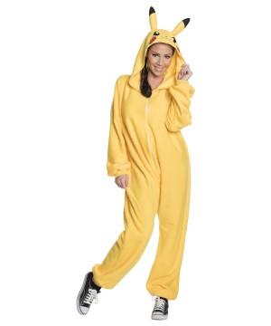 Womens Pikachu Onesie