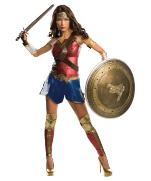 Wonder Woman Superhero Costume Grand Heritage