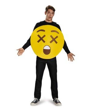X Ray Eyes Sandwich Board Emoji Costume