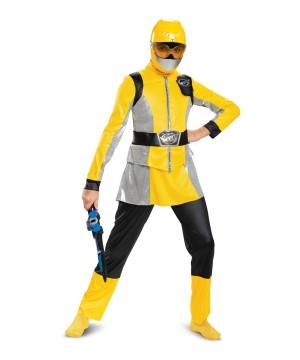 Yellow Ranger Beast Morpher Deluxe